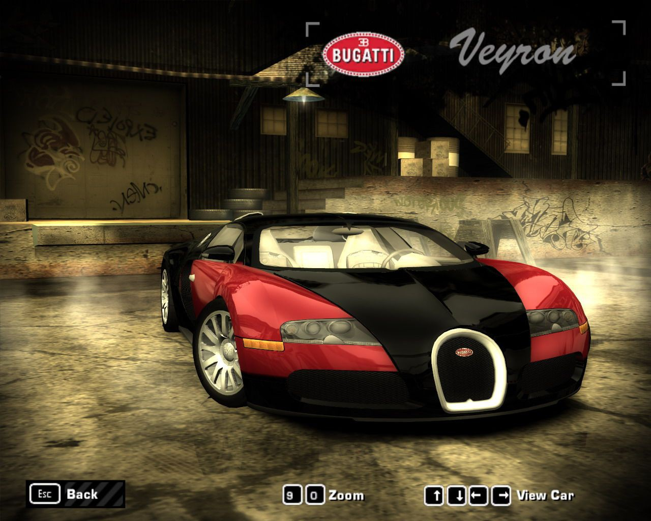 Need For Speed Most Wanted Downloads Addons Mods Cars Bugatti Bugatti Veyron Nfsaddons