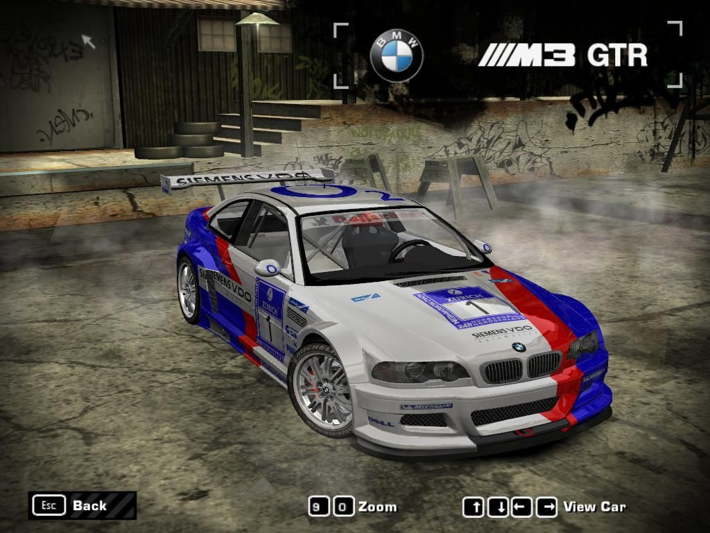Need For Speed Most Wanted Downloads Addons Mods Cars Bmw M3 Gtr Motorsport Nfsaddons
