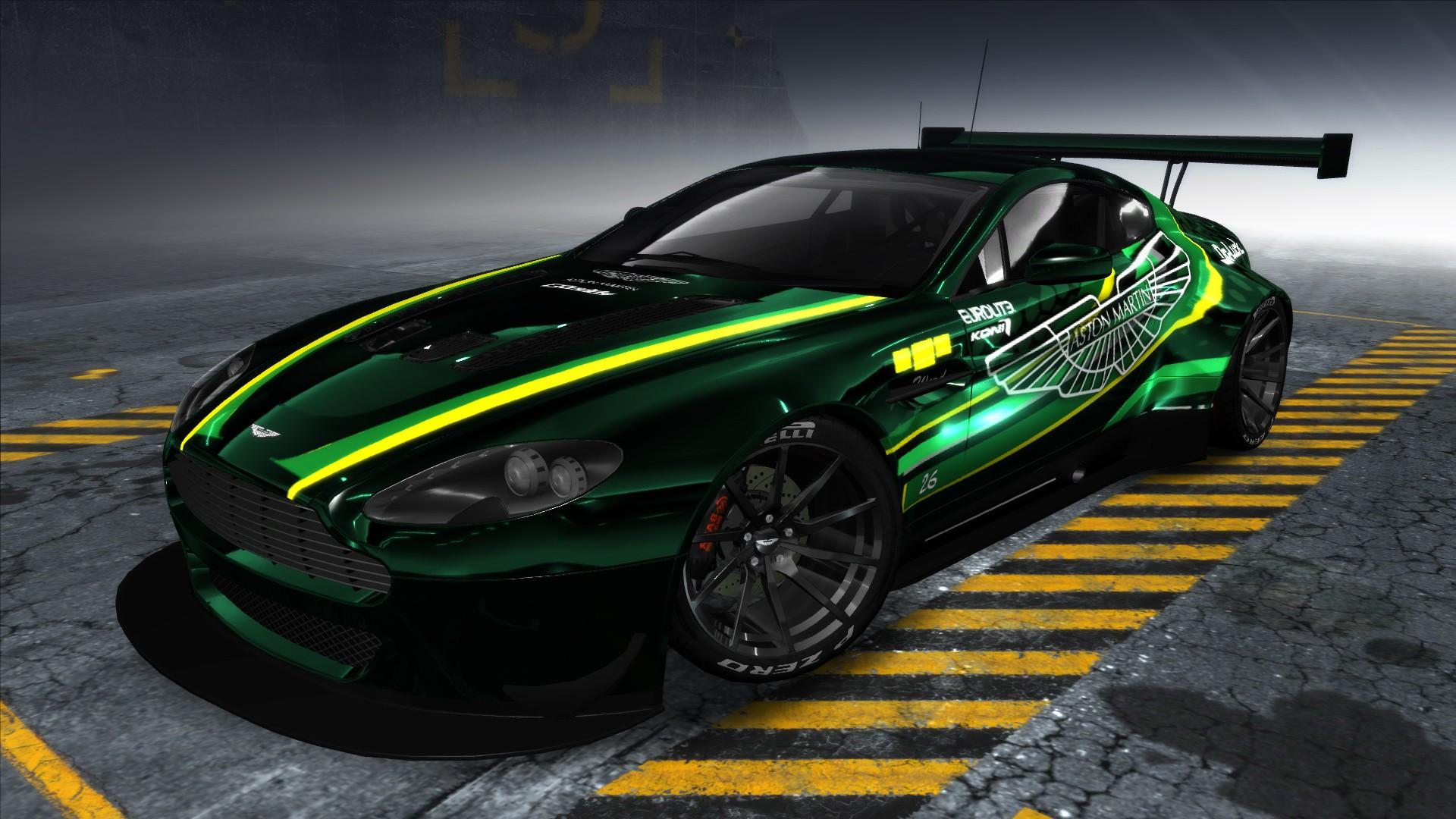 Need For Speed Pro Street Downloads Addons Mods Cars Aston Martin V8 Vantage N400 Nfsaddons