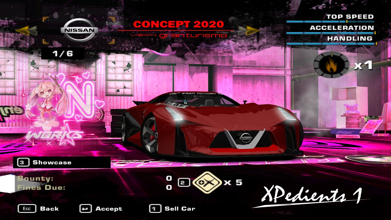 Need For Speed Most Wanted Downloads Addons Mods Cars 2020 Nissan Concept Vision Gran Turismo Nfsaddons