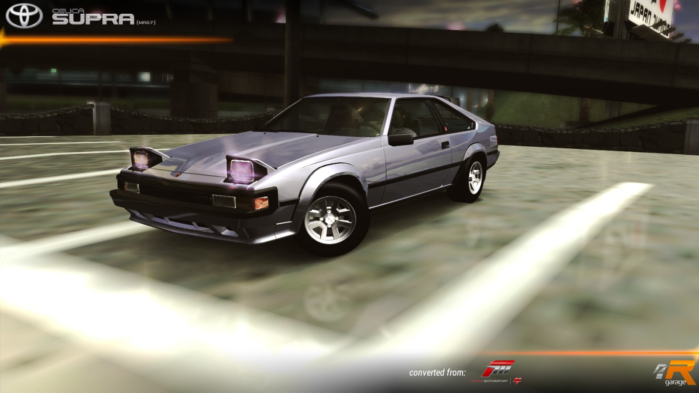 Need For Speed Underground 2 Downloads Addons Mods Cars Celica Supra Ma67 Add On Nfsaddons