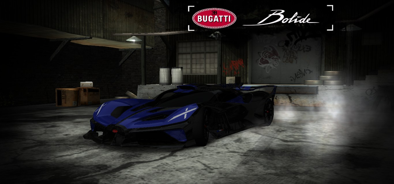 Need For Speed Most Wanted Downloads Addons Mods Cars Bugatti Bolide Addon Nfsaddons