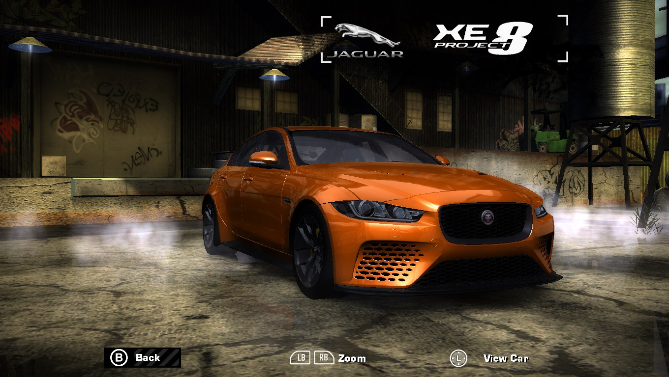 Need For Speed Most Wanted Downloads Addons Mods Cars Xe Sv Project 8 Addon Nfsaddons