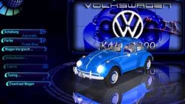 VW Bug 1300 Export-Version