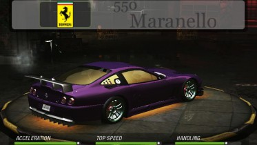 Need For Speed Underground 2: Downloads/Addons/Mods - Cars
