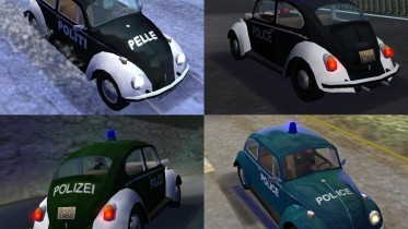 Pursuit VW Beetle 1300 (Multitexture)