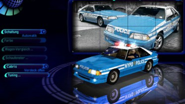 1988 Ford Mustang GT 'New York Police Department'