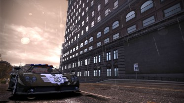 Zonda F (Rockport Police Department)