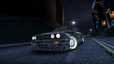 1990 BMW M3 Sport Evolution (Evo. III) (E30)