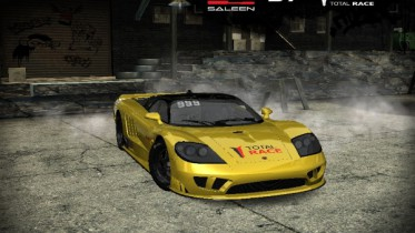 Saleen S7 Competition Twin Turbo Total Race