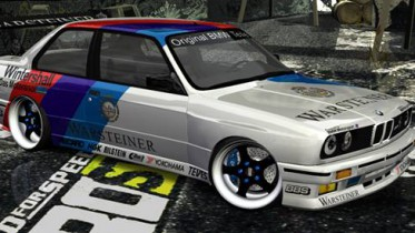 BMW M3 E30 Wintershall