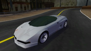 Italdesign-BMW Nazca C2