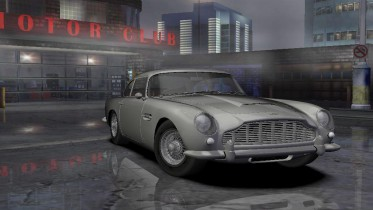 DB5 Vantage Superleggera
