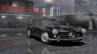 Mercedes Benz 300SL Gullwing Coupe