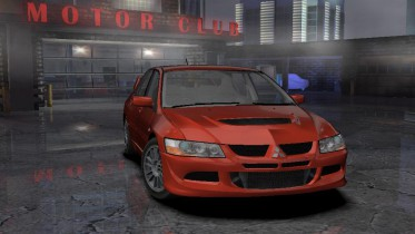 2006 Mitsubishi Lancer Evolution VIII MR