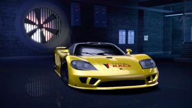 2013 Saleen S7 Competition AWD Twin Turbo Total Race