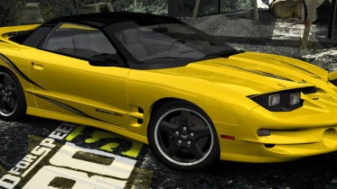 2002 Pontiac Firebird Trans AM Ram Air
