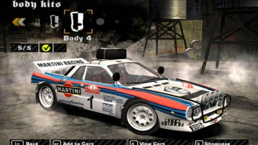 1986 Lancia 037 Stradale Group B