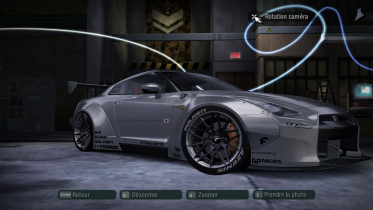 2015 Nissan GT-R Liberty Walk