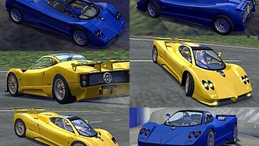 need for speed high stakes: downloads/addons/mods - cars - pagani