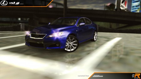 Lexus IS F (USE20) -v1.5-