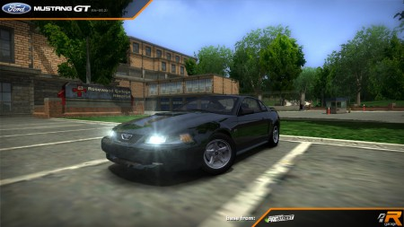 Ford Mustang GT (SN-95.2) -v1.5-