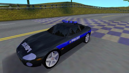 Pursuit Jaguar XKR (X100)