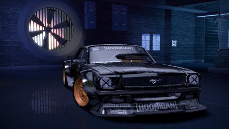 1965 Ford Mustang RTR Hoonicorn