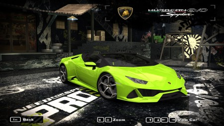 Need For Speed Most Wanted Downloads Addons Mods Cars 2020 Lamborghini Huracan Evo Spyder Nfsaddons