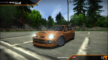 SRT-4 ACR [Add-on]