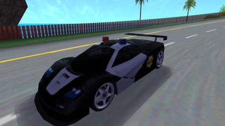 Pursuit McLaren F1 GTR