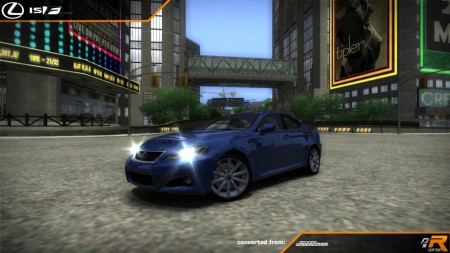 Lexus IS F (USE20) [Add-on]