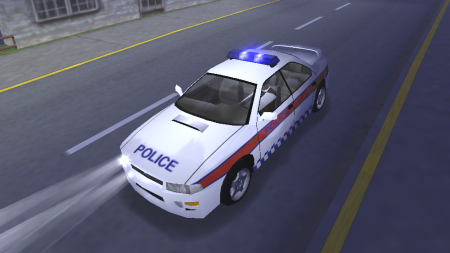 Pursuit Subaru Impreza