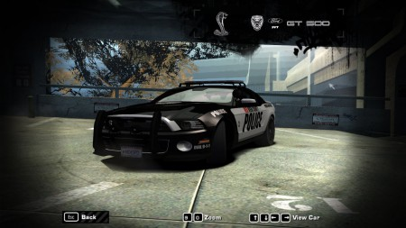 2013 Ford Shelby GT500 - Need for Speed: Rivals Edition
