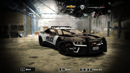 2012 Chevrolet Camaro ZL1 - Need for Speed: Rivals Edition