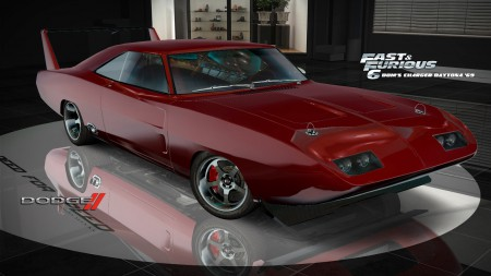 Dom's Charger Daytona 1969  (Fast & Furious 6)