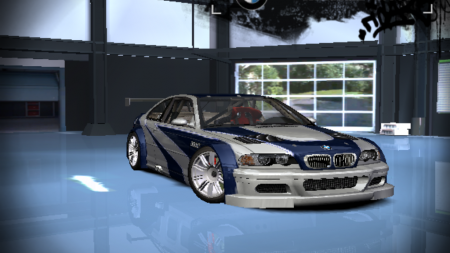 BMW M3 GTR (NFS Heat Edition)