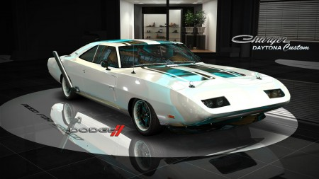 Dodge Charger Daytona Custom 1969