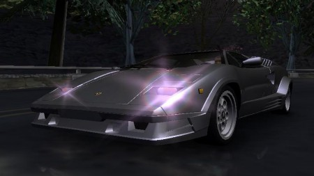 1988 Lamborghini Countach LP500O 25th Anniversarry