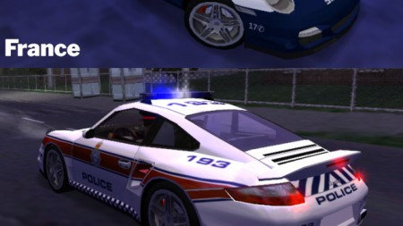 Pursuit 911 Turbo (997) -v2-