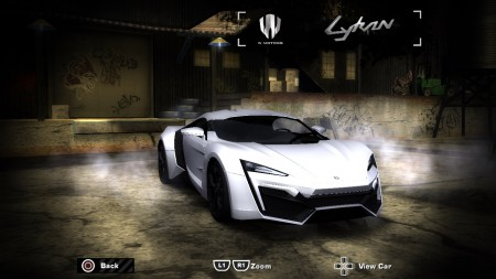 W Motors Lykan Hypersport 2014 (ADDON)