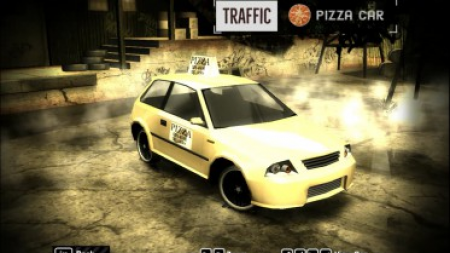 Pizza Car (Addon)