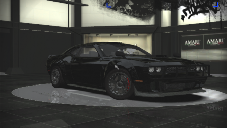 Dodge Challenger SRT-8 Hellcat ´14 NFS Payback Version