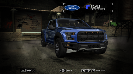 2017 Ford F-150 Raptor (Replace & Addon)