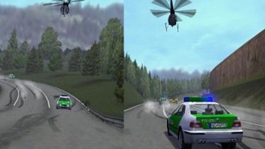 reworked Police Helicopter