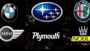 Manufacturer Logo Pack (V.3)