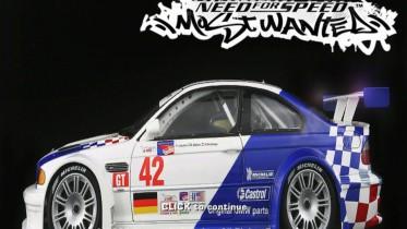 BMW M3 GTR Boot Screen