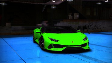 My tune for 2020 Lamborghini Huracan Evo Spyder