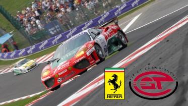 Ferrari 360 GTC Vinyls