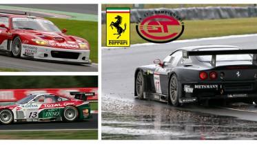 Ferrari 575 GTC Vinyls